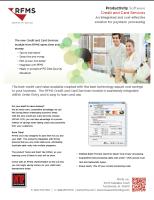 RFMS CCS Brochure